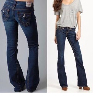 2/35 obo True Religion Flare Jeans #503